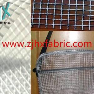 透明网格布,中转箱布,文件袋布,透明方格布,透明布